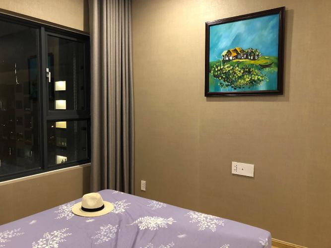Phòng ngủ New City Thủ Thiêm Căn hộ New City Thủ Thiêm tầng trung, nội thất cơ bản.