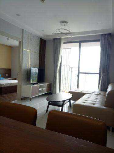 Nội thất Saigon South Residence   Căn hộ Saigon South Residence tầng trung, đầy đủ nội thất