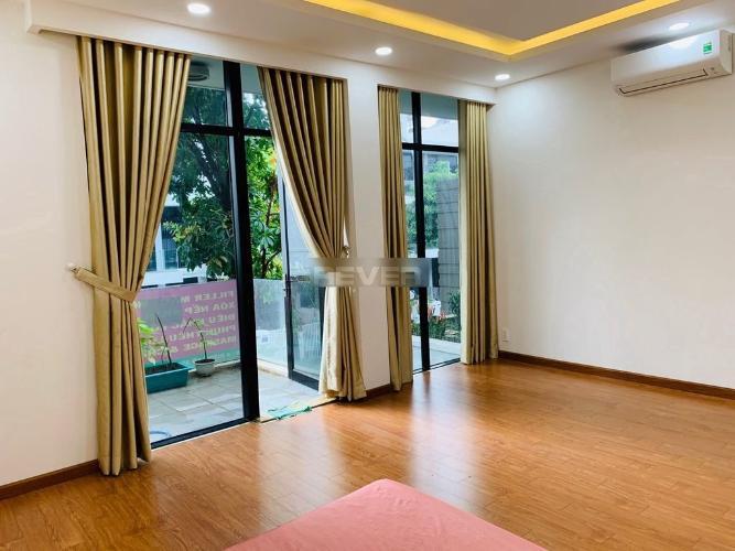Nhà phố KDC Citi Bella nội thất cơ bản, diện tích 85m2.
