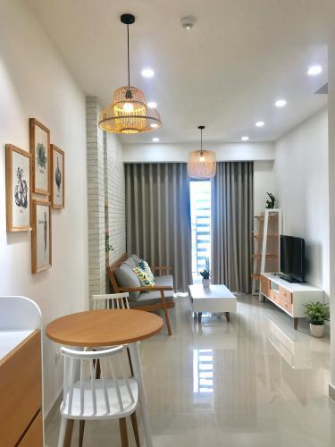 Căn hộ The Sun Avenue tầng 09 đầy đủ nội thất