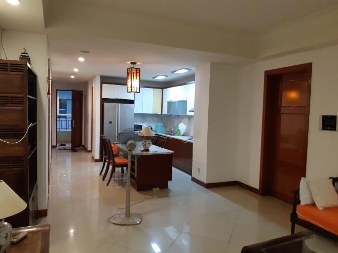 Phòng khách The Manor Quận Bình Thạnh Căn hộ The Manor hướng Đông, nội thất đầy đủ.