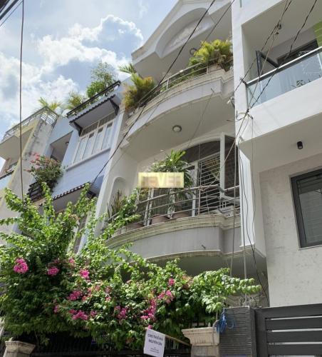 Mặt tiền nhà phố Bạch Đằng, Tân Bình Nhà phố khu dân cư an ninh yên tĩnh, diện tích sử dụng 180m2.
