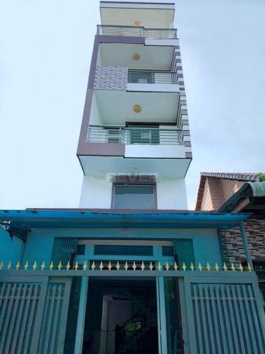 Nhà phố mặt tiền đường Lưu Hữu Phước hướng Tây Bắc, thuận tiện kinh doanh.