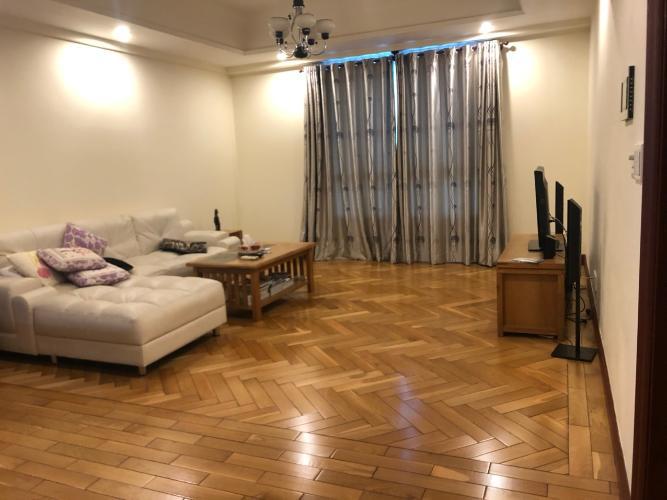 Căn hộ The Manor đầy đủ nội thất, view thông thoáng.