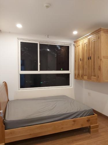 Phòng ngủ căn hộ RichStar, Quận Tân Phú Căn hộ RichStar tầng 22 view đón gió thoáng mát, nội thất đầy đủ.