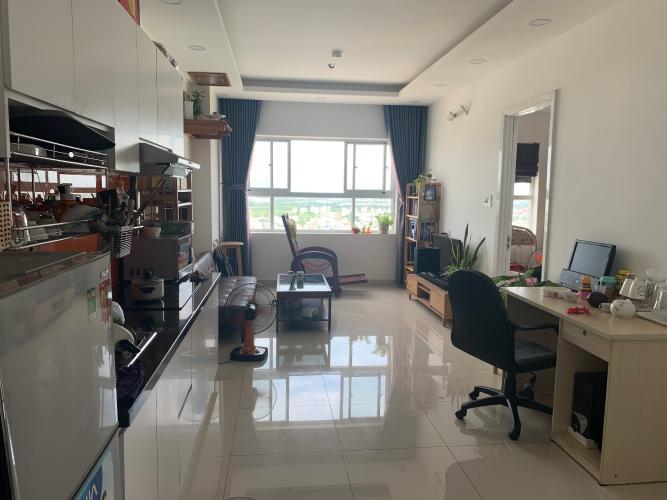Bán căn hộ chung cư 9 View Apartment, đường số 7, Phước Long B, Quận 9, tầng thấp, đầy đủ nội thất
