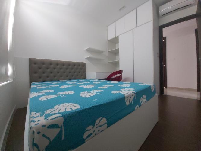 Phòng ngủ Sunrise Riverside Căn hộ Sunrise Riverside tầng thấp, đầy đủ nội thất hiện đại