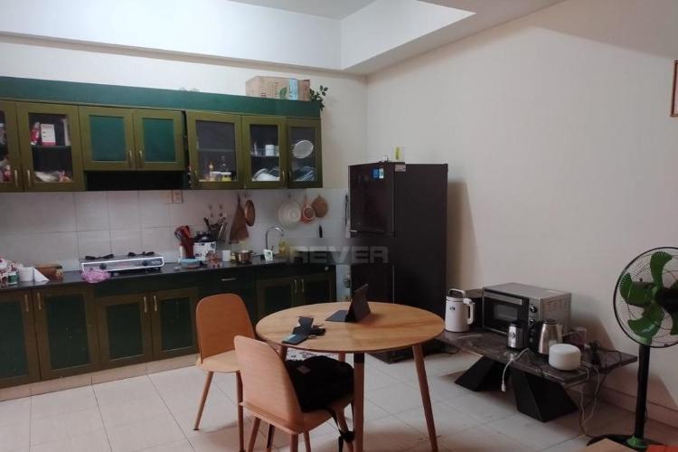 Phòng bếp Cao Ốc Bình Minh, Thủ Đức Căn hộ Cao ốc Bình Minh đầy đủ nội thất, hướng Đông Bắc.