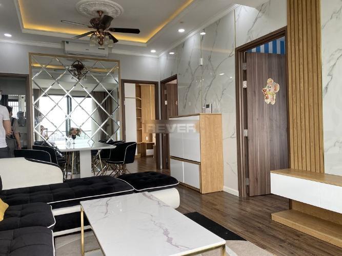 Căn hộ Mizuki Park đầy đủ nội thất, view trung tâm thành phố.