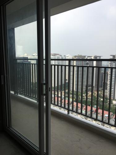 View từ  căn hộ Saigon South Residence Căn hộ Saigon South Residence tầng trung, đầy đủ nội thất tinh tế.