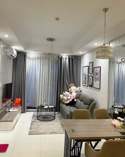 Căn hộ Florita đầy đủ nội thất, tầng 17 cửa hướng Bắc thoáng mát.