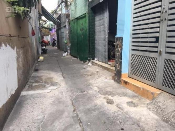 Hẻm nhà phố Nhà phố hướng cửa Tây Nam hẻm xe máy, khu dân cư tri thức.