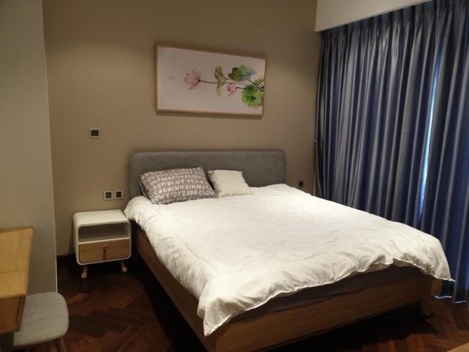Phòng ngủ căn hộ Phú Mỹ Hưng Midtown Căn hộ 2 phòng ngủ Phú Mỹ Hưng Midtown trang bị đầy đủ nội thất.