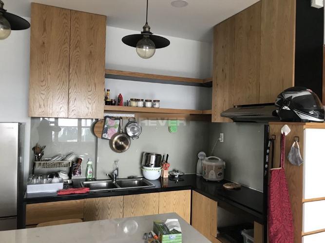 Phòng bếp căn hộ Saigonres Plaza Căn hộ Saigonres Plaza tầng cao nội thất đầy đủ tiện nghi.