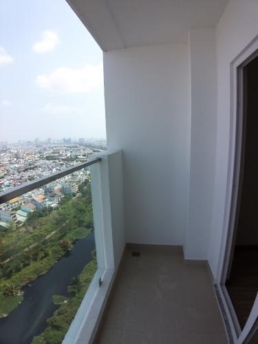 Căn hộ Diamond Riverside tầng cao view thành phố nhộn nhịp.