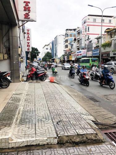 Đường mặt bằng Mặt bằng kinh doanh Tân Bình diện tích 3mx9m, hướng Đông Nam.
