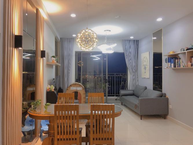 Căn hộ The Sun Avenue tầng 26, đầy đủ nội thất và tiện ích.