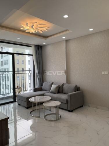 Căn hộ tầng 21 Central Premium hướng Đông Bắc, đầy đủ nội thất.