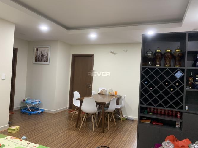 Căn hộ Citrine Apartment tầng 10, đầy đủ nội thất hiện đại.