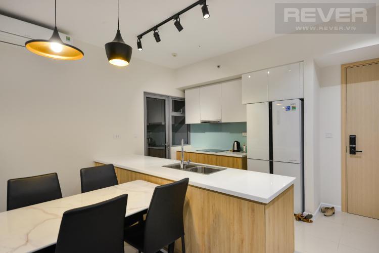 Phòng ăn và bếp căn hộ PALM HEIGHTS Bán hoặc cho thuê căn hộ Palm Heights 2PN, diện tích 85m2, đầy đủ nội thất, có ban công thông thoáng