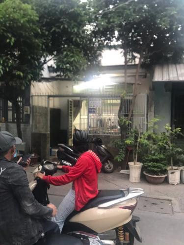 Mặt tiền nhà phố Quận Bình Tân Nhà phố diện tích 64m2 kết cấu 1 trệt 1 lửng đúc, không nội thất.