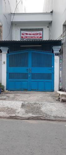 Nhà phố mặt tiền đường Nguyễn An Ninh diện tích 94m2, không nội thất.