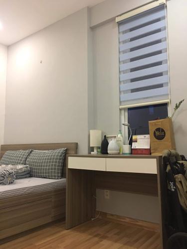 Phòng ngủ , Căn hộ CitiHome , Quận 2 Căn hộ chung cư CitiHome nội thất đầy đủ, view thành phố thoáng mát.