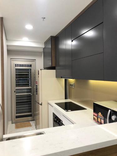 bếp căn hộ Phú Mỹ Hưng Midtown Căn hộ Phú Mỹ Hưng tầng trung đầy đủ nội thất sang trọng.