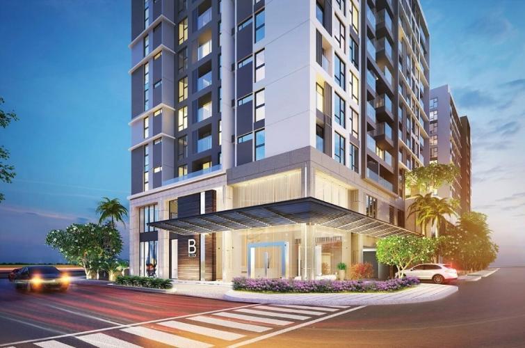 building  căn hộ urban hill Bán căn hộ tầng cao, cửa hướng Tây dự án Urban Hill