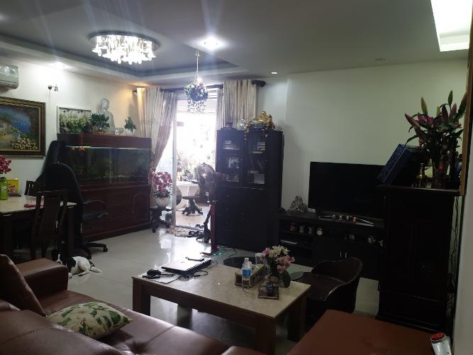 Căn hộ chung cư An Khang - Intresco đầy đủ nội thất, tiện nghi.