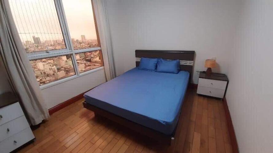 Phòng ngủ The Manor Quận Bình Thạnh Căn hộ The Manor tầng trung, ban công view hướng Đông.