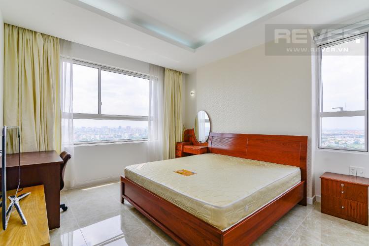 Phòng Ngủ 2 Căn hộ Tropic Garden 3 phòng ngủ tầng cao A1 hướng Tây Nam