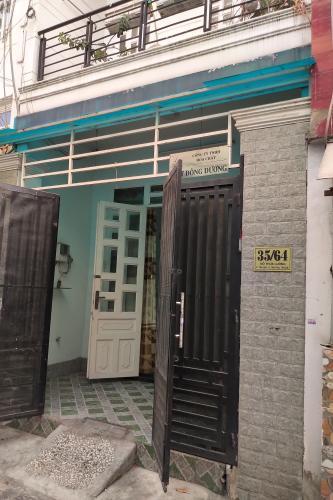 Nhà phố căn góc 2 mặt tiền đường Đỗ Thừa Luông, khu dân cư hiện hữu.