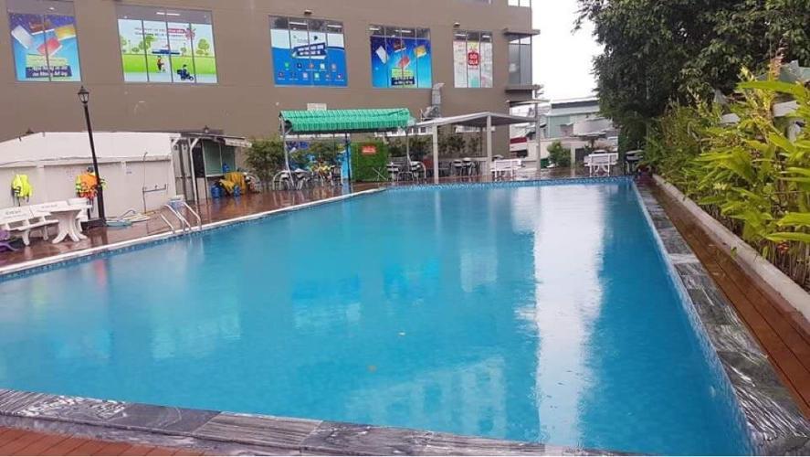 TIện ích căn hộ Saigon Homes, Quận Bình Tân Căn hộ tầng 12 Saigon Homes hướng Tây Bắc, đầy đủ nội thất.