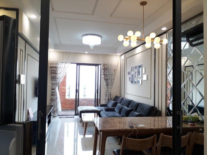 Phòng khách căn hộ GARDEN GATE Bán hoặc cho thuê căn hộ Garden Gate 2PN, tầng cao, diện tích 87m2, đầy đủ nội thất
