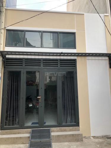 Nhà phố hẻm oto diện tích sử dụng 70m2, sổ hồng riêng.
