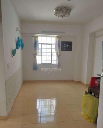 Căn hộ Lê Thành tầng 9 cửa hướng Đông Nam, nội thất cơ bản.