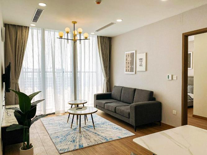 Căn hộ Eco Green Saigon thiết kế sang trọng, bàn giao đầy đủ nội thất.