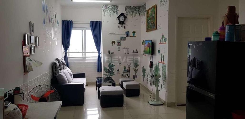 Căn hộ Đạt Gia Residence tầng 6 nội thất cơ bản, tiện ích đầy đủ.