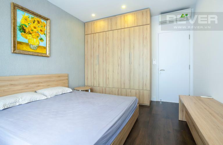 Phòng Ngủ 1 Căn hộ Diamond Island - Đảo kim cương 2 phòng ngủ tầng trung T4