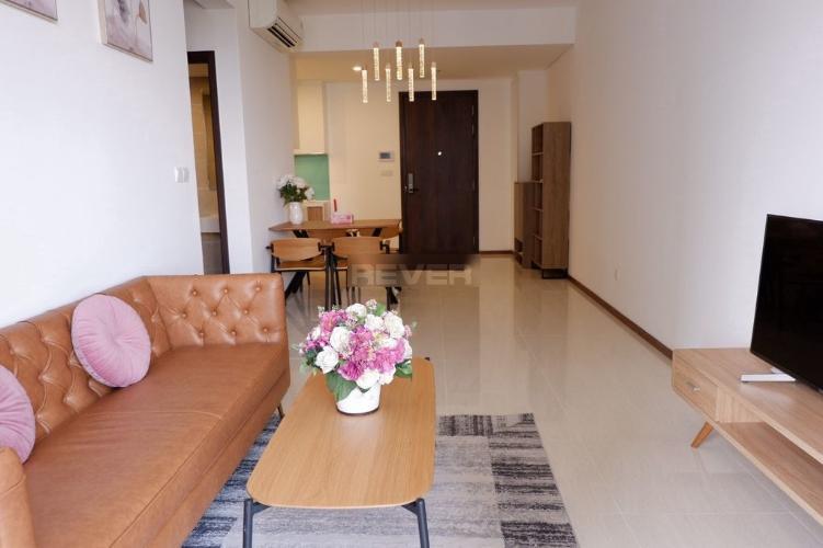 Căn hộ One Verandah đầy đủ nội thất, view sông Sài Gòn.