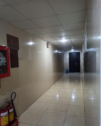 Căn hộ Long Phụng Apartment tầng 11, ban công hướng Nam mát mẻ.