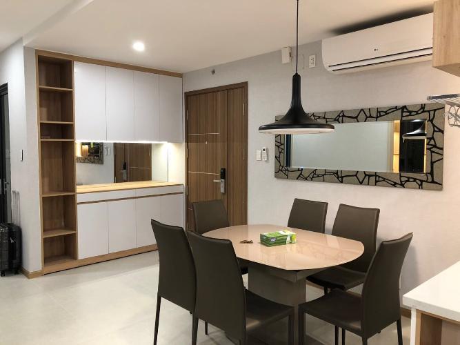 Phòng bếp New City Thủ Thiêm Căn hộ New City Thủ Thiêm tầng trung, nội thất cơ bản.