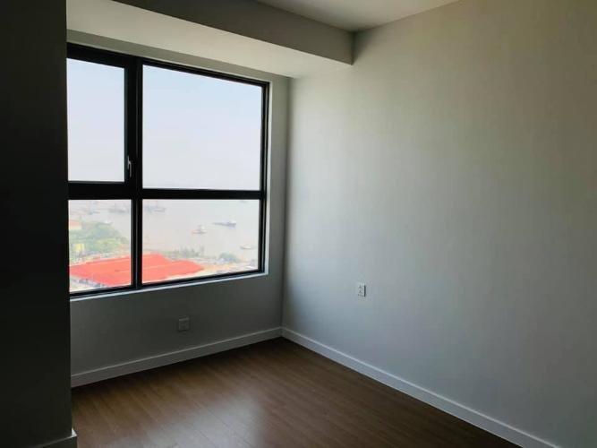 Phòng ngủ River Panorama, Quận 7 Căn hộ tầng cao River Panorama view hướng Bắc.