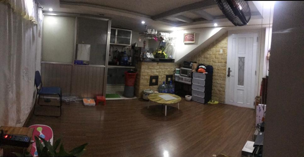 Căn hộ Chung cư Phạm Viết Chánh tầng 8, nội thất cơ bản.