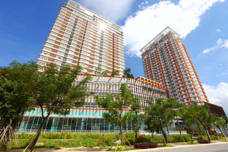 Dragon Hill Residence and Suites, Nhà Bè Căn hộ Dragon Hill Residence And Suites hướng Đông thoáng mát.