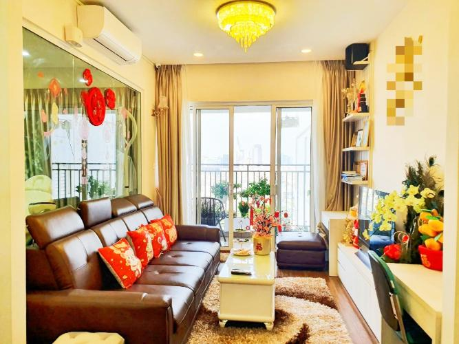 Căn hộ Sunrise CityView, 2 phòng ngủ, diện tích 99m2, đầy đủ nội thất.