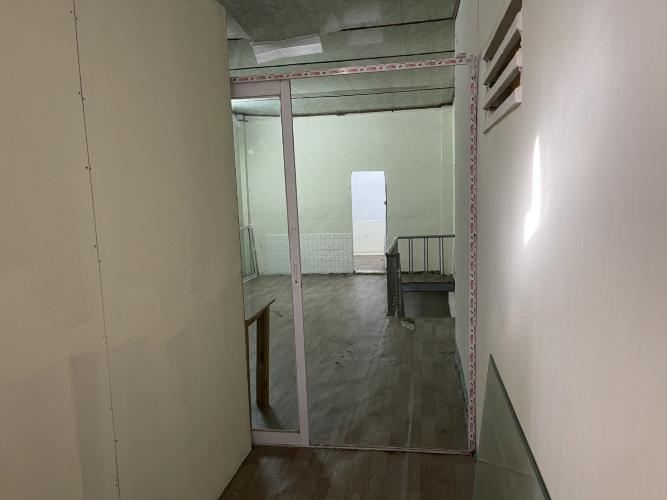 Nhà phố Quận Tân Phú Nhà phố mặt tiền đường Số 27 kết cấu 1 trệt 1 lửng, không có nội thất.