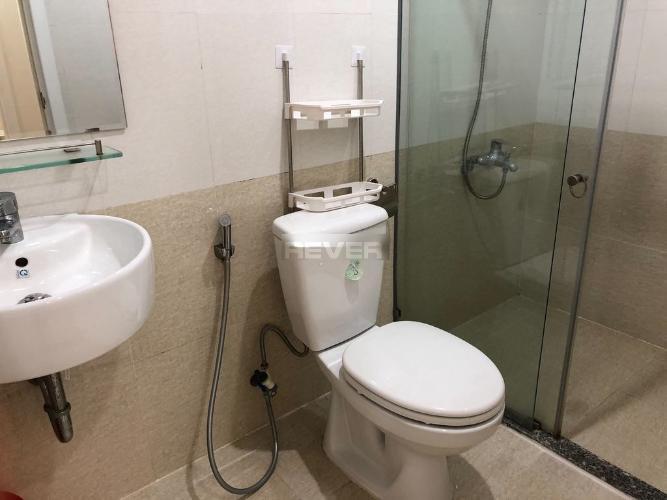 Phòng tắm căn hộ City Gate, Quận 8 Căn hộ City Gate tầng 15 hướng Đông thoáng mát, nội thất cơ bản.