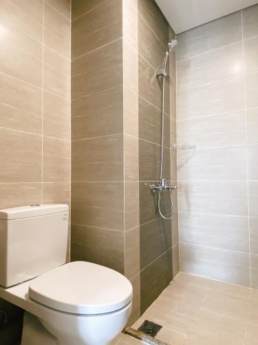 Toilet Vinhomes Grand Park Quận 9 Căn hộ Vinhomes Grand Park tầng trung, không có nội thất.